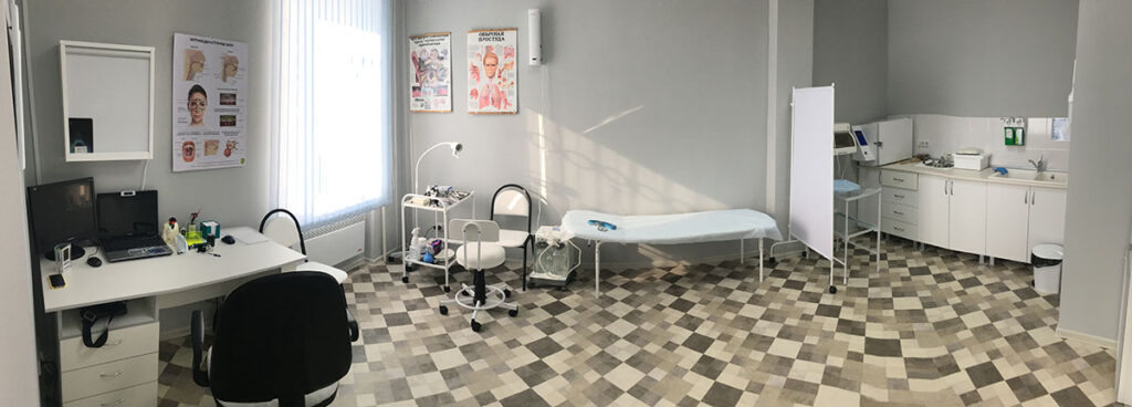 Панорама клиники